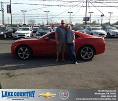 Congratulations to Trent Neffendorf on your #Chevrolet #Camaro purchase from Kimberly  Folkner at Lake Country Chevrolet Cadillac! #NewCar