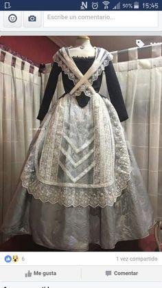 Folk Costume, Costumes, Alice Blue, Vintage Outfits, Vintage Clothing, Costume Design, Corset, Apron, Regional