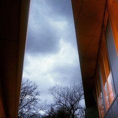 Angry sky. #photography #architecture #sports #tennis #buildings