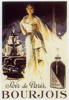 Parfum / Paris / Bourjois
