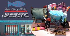 Win Our $1000 Value Prize Basket!Win Our $1000 Value Prize Basket! via @fishyeggharbor http://vy.tc/bfW0
