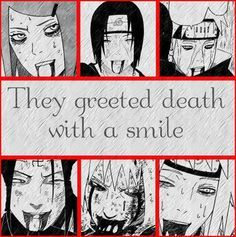 naruto dead | Naruto: Smiling at Death by ~ManosRockman on deviantART