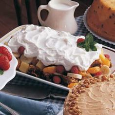 Himmels Futter Torte Recipe  We had this German dessert for Christmas every year growing up
