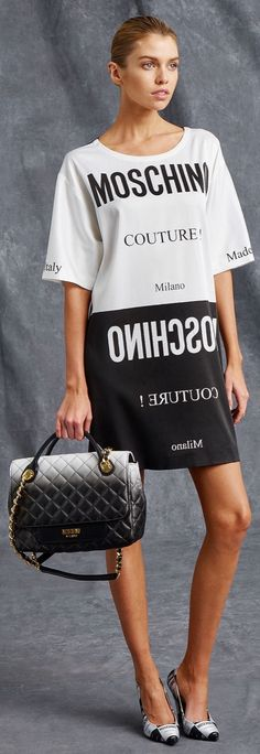 d9441cd39 470 Best Moschino images | Fashion Show, Ready to Wear, Couture