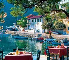 Assos, Kefalonia, Ionian Islands - Greece