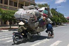 He-Van in Asia :-)