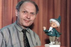 """Seit 1959 ein fester Bestandteil des Programms: """"Unser Sandmännchen"""". Sein Erfinder war der Regisseur und Puppengestalter Gerhard Behrendt (© DRA Babelsberg)"""