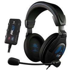 Turtle Beach - Ear Force Px22  - Universal Amplified Gaming Headset- Ps3, Xbox 360 - Ffp, 2015 Amazon Top Rated PlayStation Vita #VideoGames