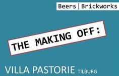 Villa Pastorie Making off - Design Beers Brickworks