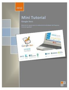 Tutorial google docs. con Elearning Class