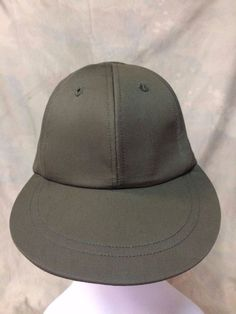 Vintage Vietnam US Army OG-106 Hot Weather Field Cap or Baseball Cap Size 6 995aec5d787