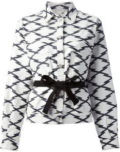 Etoile Isabel Marant printed jacket on shopstyle.com