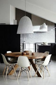 Esstisch - 70 round dining tables that can totally transform any kitchen