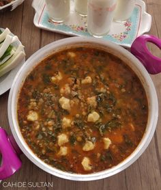 Healthy Soup Recipes, Meat Recipes, Turkish Recipes, Ethnic Recipes, Keto Results, Fat Adapted, Lentils, Veggies, Healthy Eating