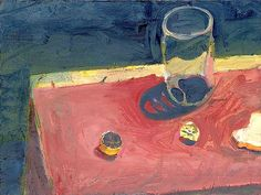 "bofransson: "" RICHARD DIEBENKORN Untitled (Lemons and Jar) """