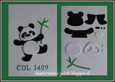 Pandabeer 1 - Marianne Design