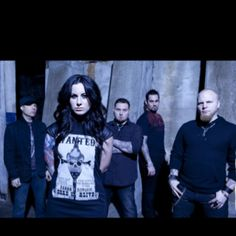 We Are The Fallen (If they're still alive.seriously, has anyone heard from them in a while? Goth Music, My Music, Ben Moody, List Of Bands, We Are The Fallen, Mainstream Music, Symphonic Metal, Metal Girl, Latest Music