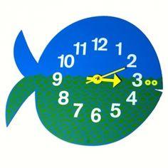 Vitra Nelson Fish Clock