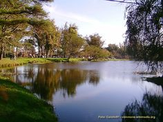 Uruguay, Depto.Tacuarembo, Laguna de las Lavanderas.