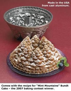 Holiday Tree Bundt Pan