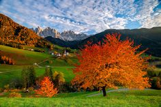 The Symbol of South Tyrol by Roberto Moiola | Earth Shots