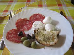 Fresh from the farm in Napoli Antipasto, Spaces, Fresh, Breakfast, Food, Morning Coffee, Essen, Appetizer, Meals