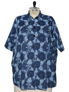 BOP Tops 100% Cotton Poplin Midnight Petals Short Sleeve Tunic Top W/Shirring by WeBeBop (0X) Bop Tops by We Be Bop,http://www.amazon.com/dp/B00BMBZTFW/ref=cm_sw_r_pi_dp_GIOlrb1X97Y3Y6AM