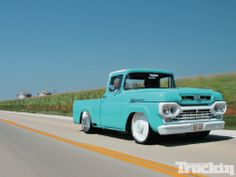 1960 Ford F-100 - Forgotten Effie - Truckin Magazine