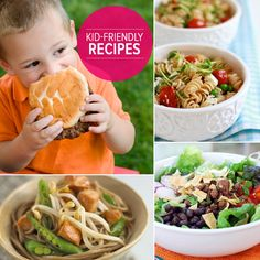 25 Great Summer Dinner Ideas For Families  Some of these a definite signatures in our house.  Can't wait to try some of the others :)