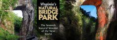 Natural Bridge: Hiking & Caverns