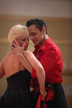 Adriana Bezmenova & Georgi Kanev - dancing a passionate Paso Doble