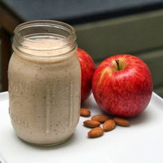 Licuados Para Bajar De Peso Uno al día licuado de manzana y canela