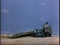 Thunderbird 1 crash landing in the desert. Joe 90, Raleigh Chopper, Thunderbird 1, Timeless Series, Thunderbirds Are Go, Brian Johnson, Sci Fi Models, Sci Fi Ships, Classic Sci Fi