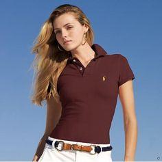 Ralph Lauren Womens Short Polo T Shirts Online Shop Outlet Online