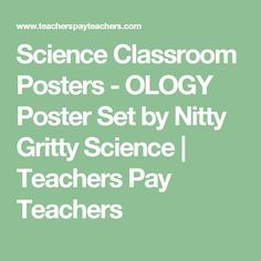 Science Interactive Notebook K-2 | Fun science | Classroom word wall