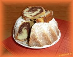 Hrníčková bábovka - naše oblíbená klasika French Toast, Deserts, Bread, Breakfast, Food, Morning Coffee, Desserts, Eten, Postres