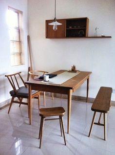 Bauhaus in Bejing: Craft Furniture from an Emerging Designer