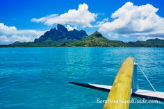 These are the Bora Bora excursions and activities offering fun ways to explore the unique Bora Bora lagoon and reef environment. Make your Bora Bora vacation as exciting as you want!