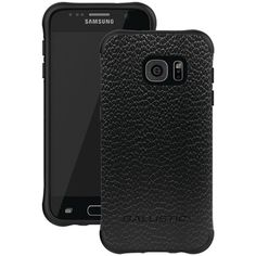 Ballistic Samsung(R) Galaxy S(R) 7 Urbanite(Tm) Select Case (Black/Buffalo Leather) Samsung Galaxy S, Galaxy S7, Leather Cell Phone Cases, Apple Products, Cell Phone Accessories, Converse, Black, Buffalo, Computer Programming