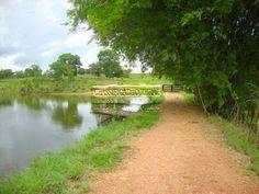 Saudosíssimas represa e ex fazenda em Gurupi - TO.
