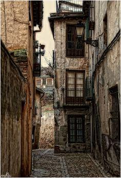 Toledo by Manuel Lancha
