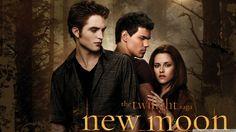 New Moon Twilight HD desktop wallpaper Widescreen High