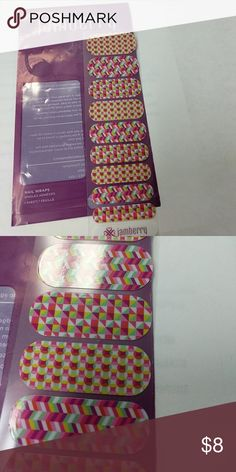 *BOGO UNDER $10 Jamberry Jamberry Nail Wraps 1/2 Sheet Jamberry Accessories