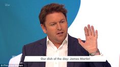 James Martin reveals why he quit hit show Saturday Kitchen  He quit hit show Saturday Kitchen just over a year ago.  And chef James Martin has spoken out on his decision to take a step back from TV admitting it was a random encounter which prompted him to readdress his work/life balance.  James 45 told Mondays Loose Women that he was a workaholic before witnessing a man drop dead in front of him.  Scroll down for video  Change of pace: TV chef James Martin has spoken out on his decision to…