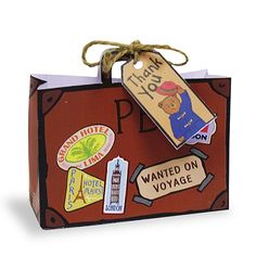 Party Ark's 'Paddington Bear Suitcase Party Bags'