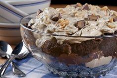 Chocolate Peanut Butter Brownie Bowl | MrFood.com