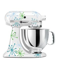 Another great find on Green & Turquoise Vinyl Sprinkles KitchenAid Mixer Decal Set by Kitchen Aid Recipes, Kitchen Gadgets, Kitchen Appliances, Kitchens, Kitchen Tools, Kitchen Stuff, Kitchen Aid Decals, Kitchen Aid Mixer, Kitchen Aide