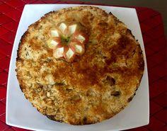 Sypane ciasto z owocami- szybkie i pyszne :) - Blog z apetytem