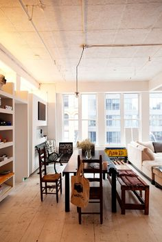 New York flat