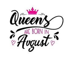 Queens are born in April Svg,Dxf,Png,Jpg,Eps vector file example image 1 Birthday Greetings, Birthday Wishes, Birthday Messages, Birthday Cards, 40 Y Fabuloso, Birthday Month Quotes, Birthday Quotes For Me April, Happy Birthday April, 13th Birthday